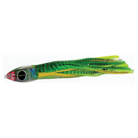 Black Bart Sushi Lure (Spotted Green) JB Tackle