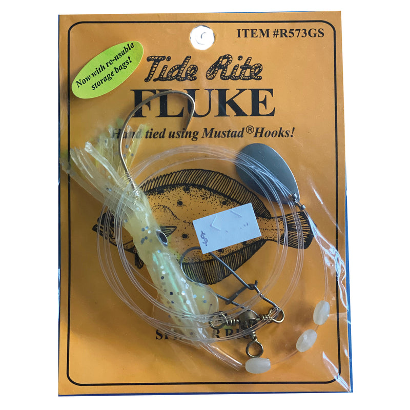 Tide Rite R573 Squid Spinner Fluke Rig