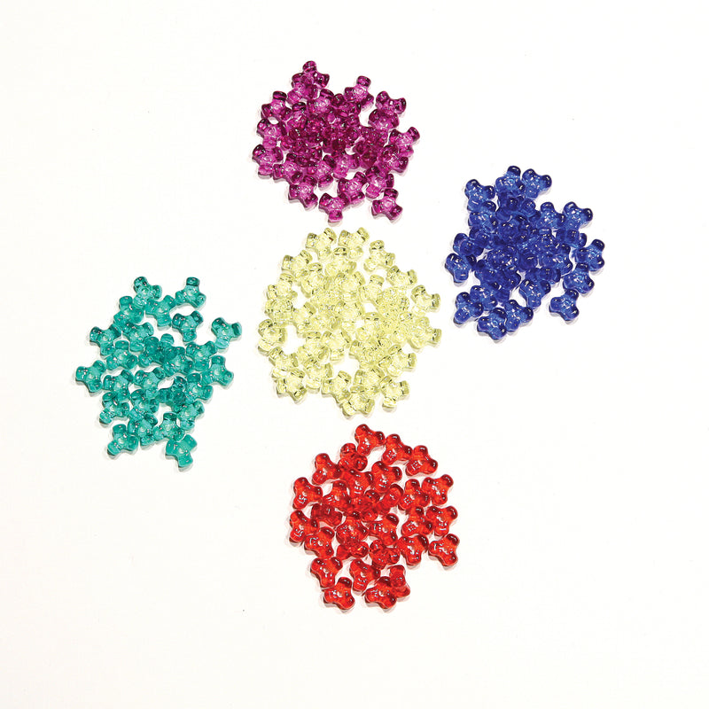 Tri-Bead Rigging Beads 50 Pks