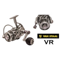 Van Staal VR Silver Series Surf Reels (Left Hand Models Available Now)