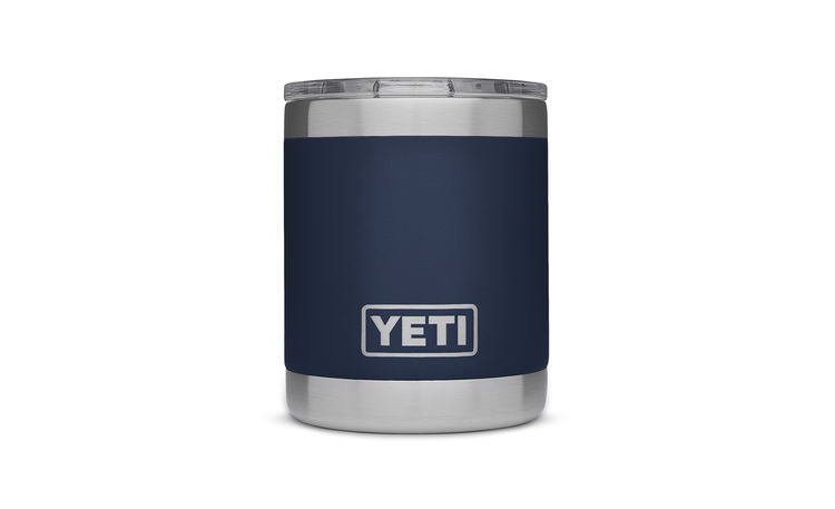 Yeti Rambler Lowball Stainless Insulated Drinkware