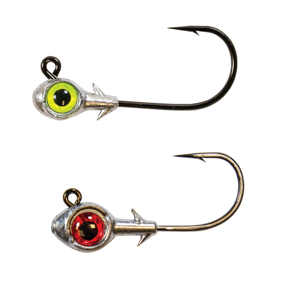 Z-Man Trout Eye Jig Heads