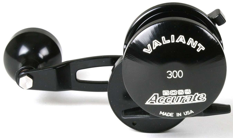 Accurate Valiant BV-300 Reel (Black) JB Tackle