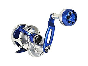 Accurate Boss Valiant BV-500 (Blue/Silver) JB Tackle