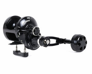 Accurate Boss Valiant BV-500 (Black) JB Tackle