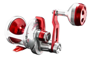 Accurate Boss Valiant BV-500 (Red/Silver) JB Tackle