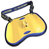 Alutenco Fighting Belt (Gold) JB Tackle
