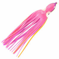 Boone 4.25in Squid Skirt (Pink) JB Tackle