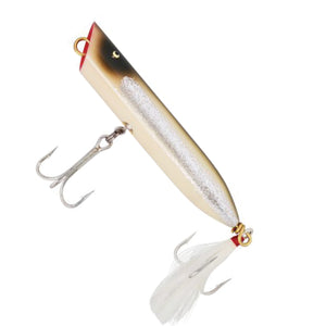 Creek Chub Striper Strike Plug Lure (Silver Flash) JB Tackle
