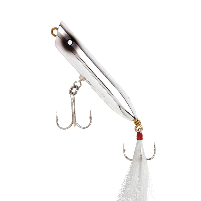 Creek Chub Striper Strike Plug Lure (Metallic Silver) JB Tackle