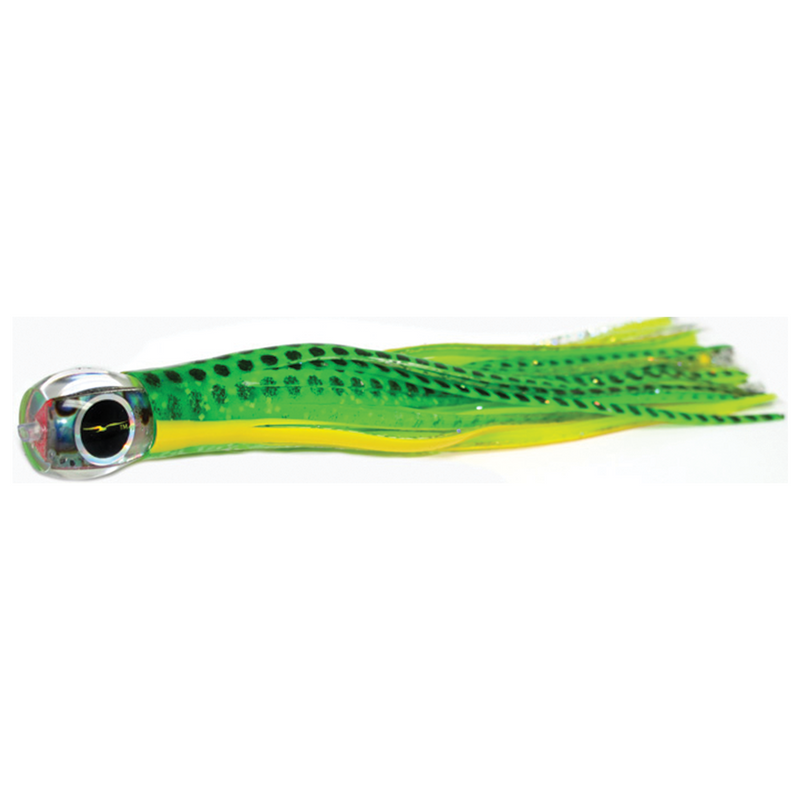 Black Bart Zen Lure (Spotted Green) JB Tackle