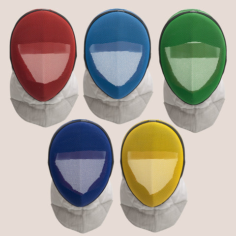 Colored Inox FIE Foil Mask