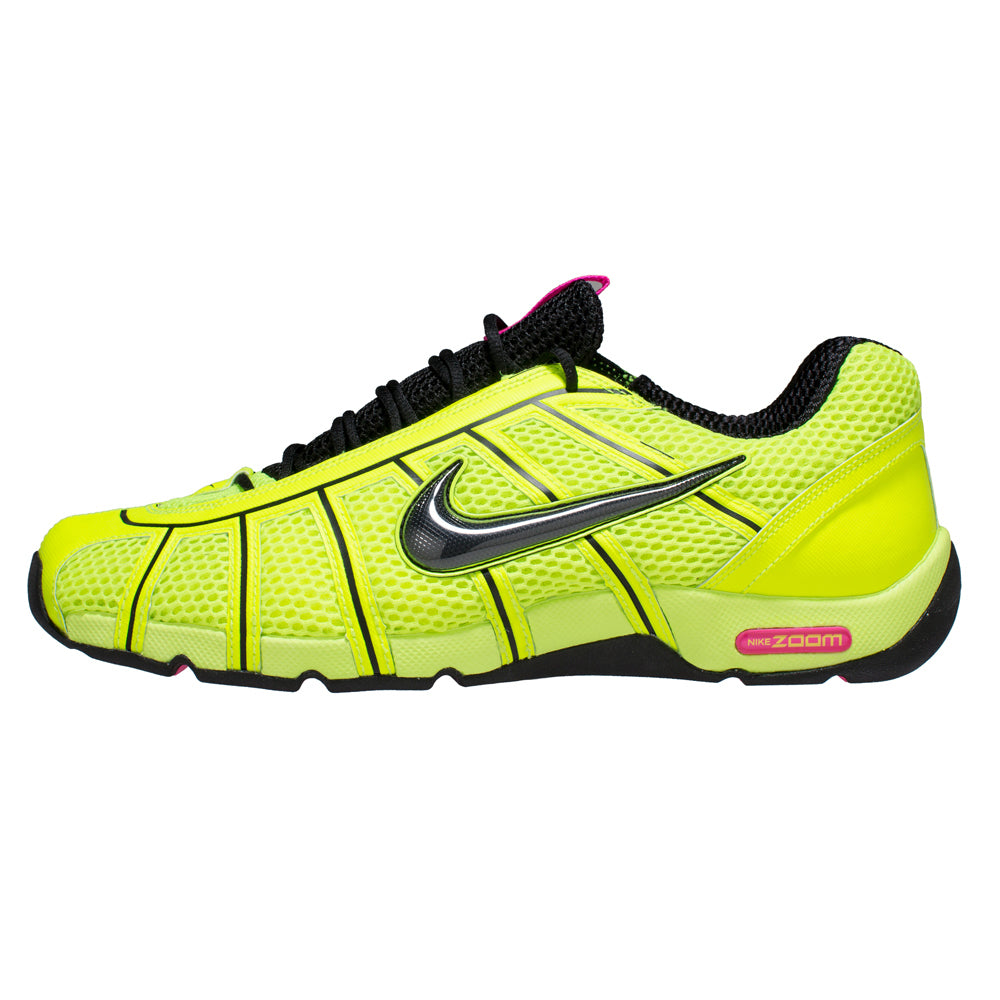 Nike Air Zoom Fencer YELLOW BLACK Fencing Shoes
