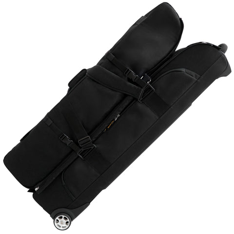 Krypton Rollbag - PURE BLACK