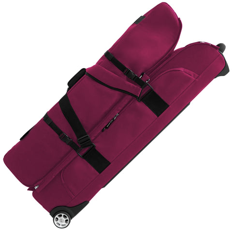 Krypton Rollbag - WARM BURGUNDY