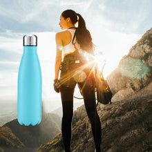 Load image into Gallery viewer, Vacuum Insulated Double wall Stainless Steel Water bottle - 350/500/750/1000ml
