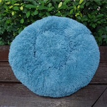 Load image into Gallery viewer, Super Soft Round Pet Bed