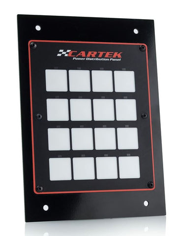 CARTEK 16 Channel Power Distribution Panel