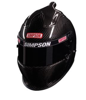 Simpson Carbon Air Inforcer Vudo- SNELL 2015
