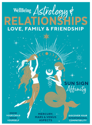 WellBeing Astrology Relationships (Pre-Order only)