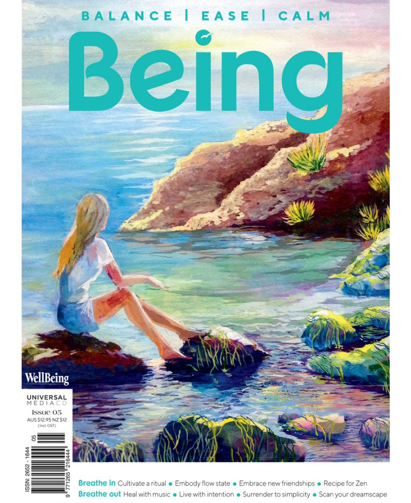 Being Magazine Issue #5