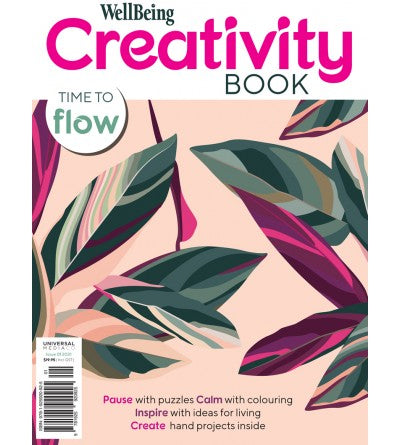 WellBeing Creativity Book #1