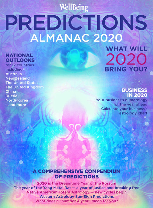WellBeing Predictions Almanac #5 2020 edition