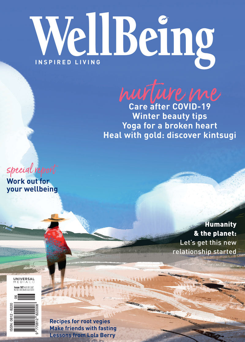 WellBeing Magazine Issue 187