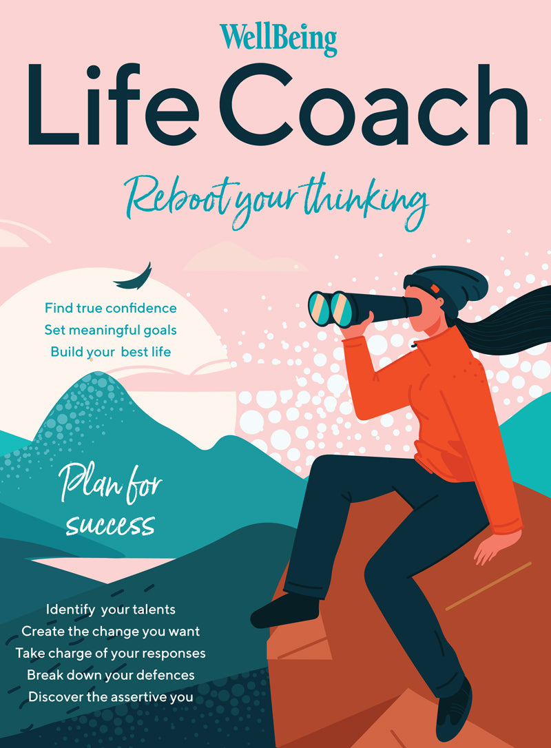 WellBeing Life Coach Book