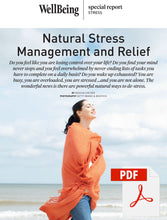 Load image into Gallery viewer, Special Report: Natural Stress Management and Relief