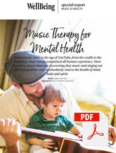 Load image into Gallery viewer, Special Report: Music Therapy for Mental Health