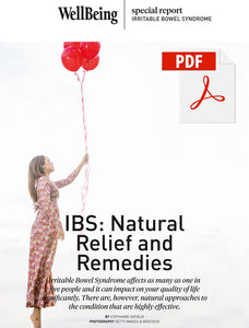 Special Report: IBS: Natural Relief and Remedies