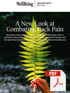 Special Report: A New Look at Combating Back Pain