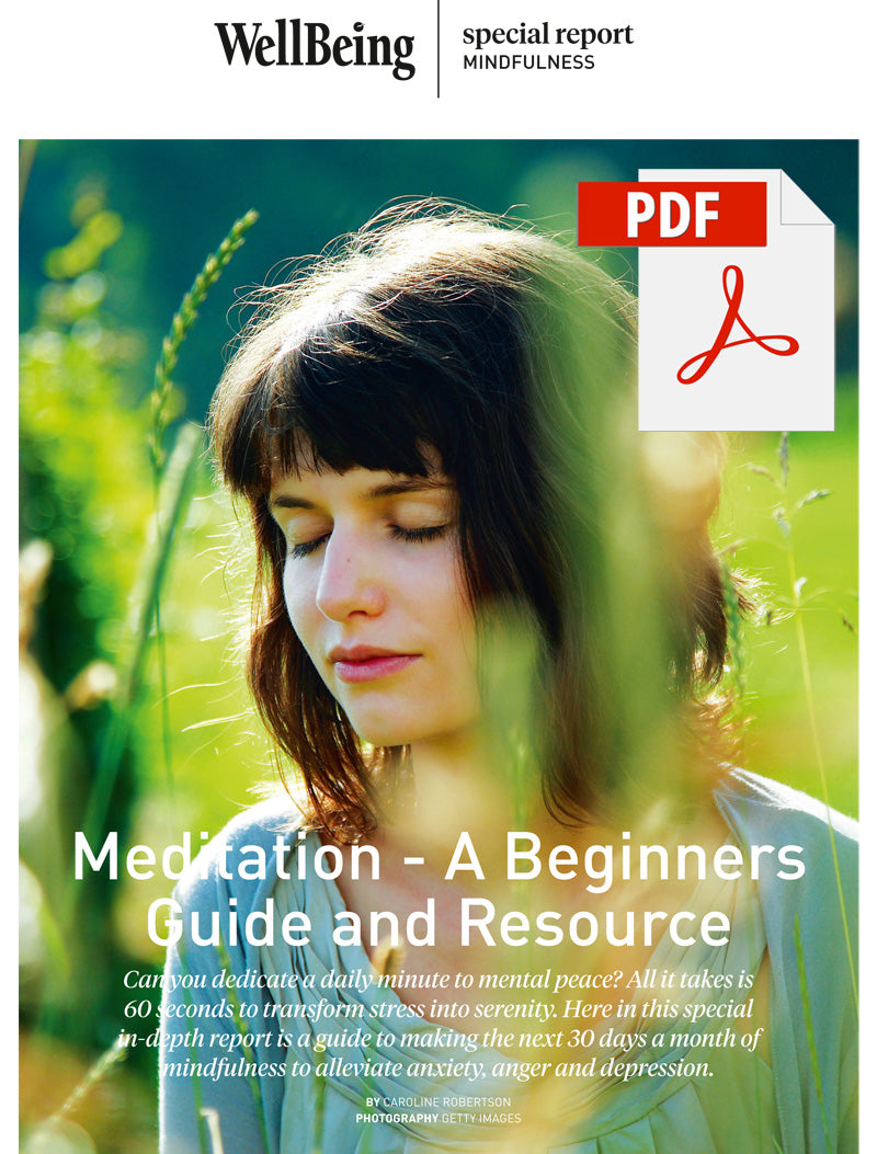 Special Report: Meditation - A Beginners Guide and Resource