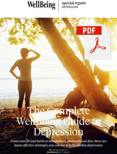 Load image into Gallery viewer, Special Report: The Complete WellBeing Guide to Depression