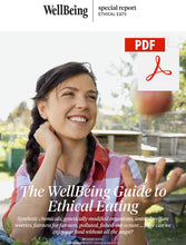 Load image into Gallery viewer, Special Report: The WellBeing Guide to Ethical Eating