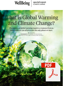 Special Report: What is Global Warming and climate change?