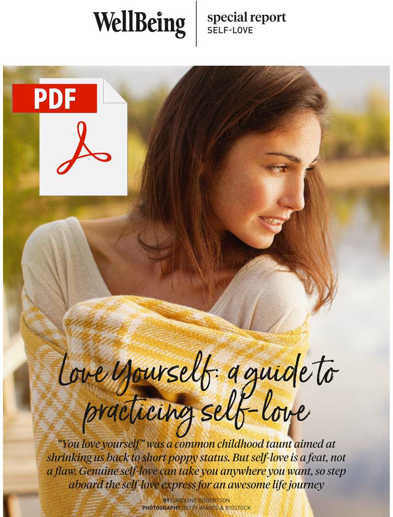 Special Report: Love Yourself: a guide to practicing self-love