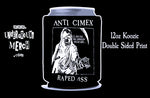 Anti Cimex 12oz Koozie