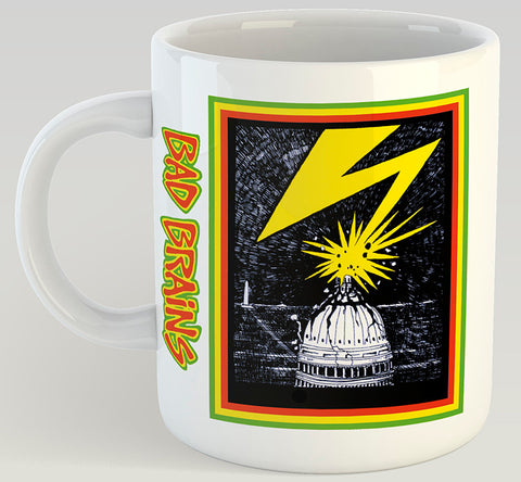Bad Brains 11oz Coffee Mug