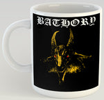 Bathory Yellow 11oz Coffee Mug