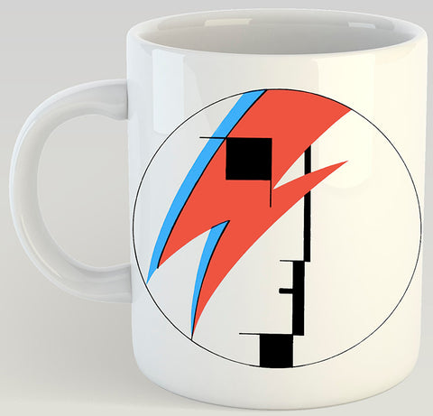 Bauhaus Ziggy Stardust 11oz Coffee Mug