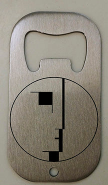Bauhaus Bottle Opener