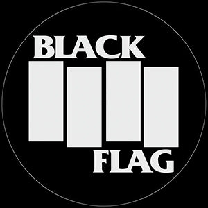 Black Flag Slipmat (Black)