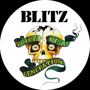 Blitz Voice of A Generation Slipmat