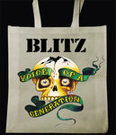 Blitz Voice of A Generation Tote Bag
