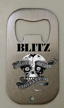 Blitz Bottle Opener