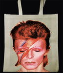 David Bowie Aladdin Zane Tote Bag
