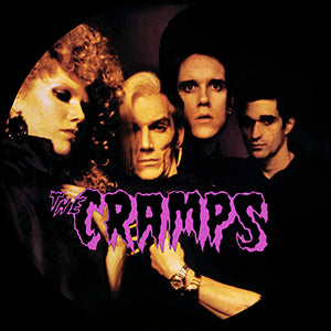 Cramps Songs the Lord Taught Us Slipmat
