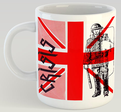 Crisis UK '79 11oz Coffee Mug